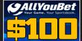$100 Welcome Bonus